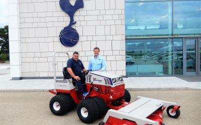 Tottenham Hotspur Choose Ventrac…