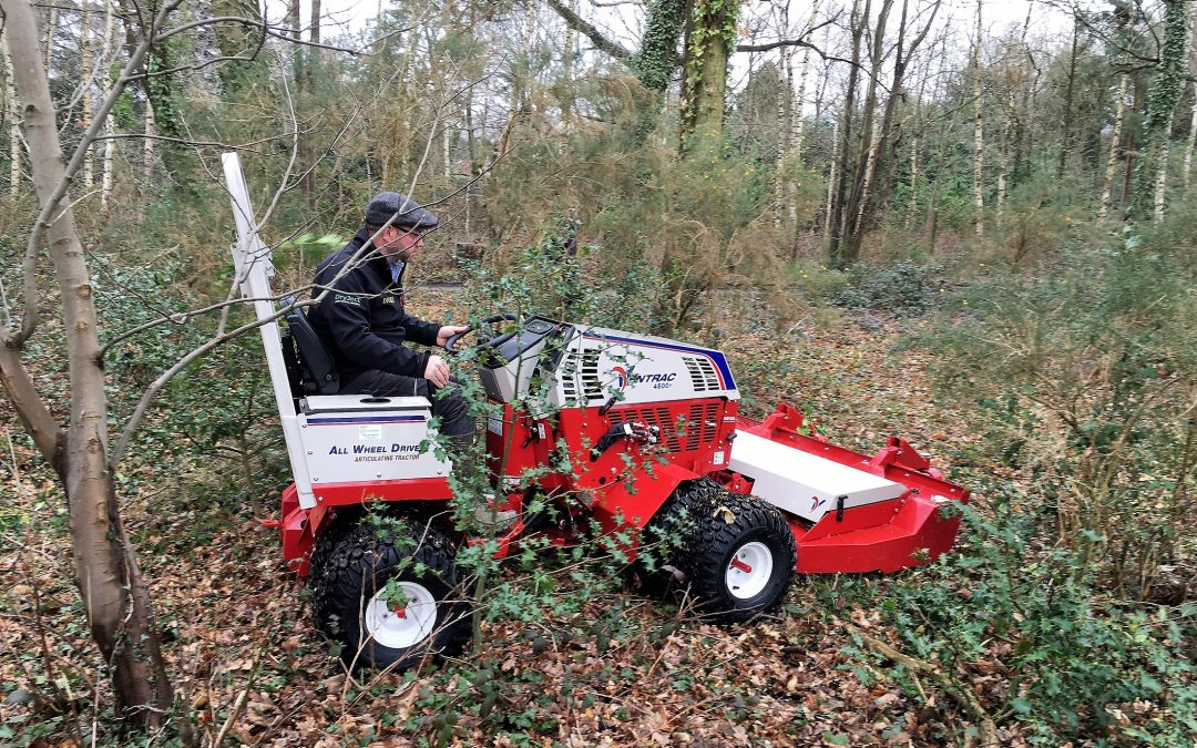 DJUKE Enhance Their Services With Ventrac 4500 Purchase