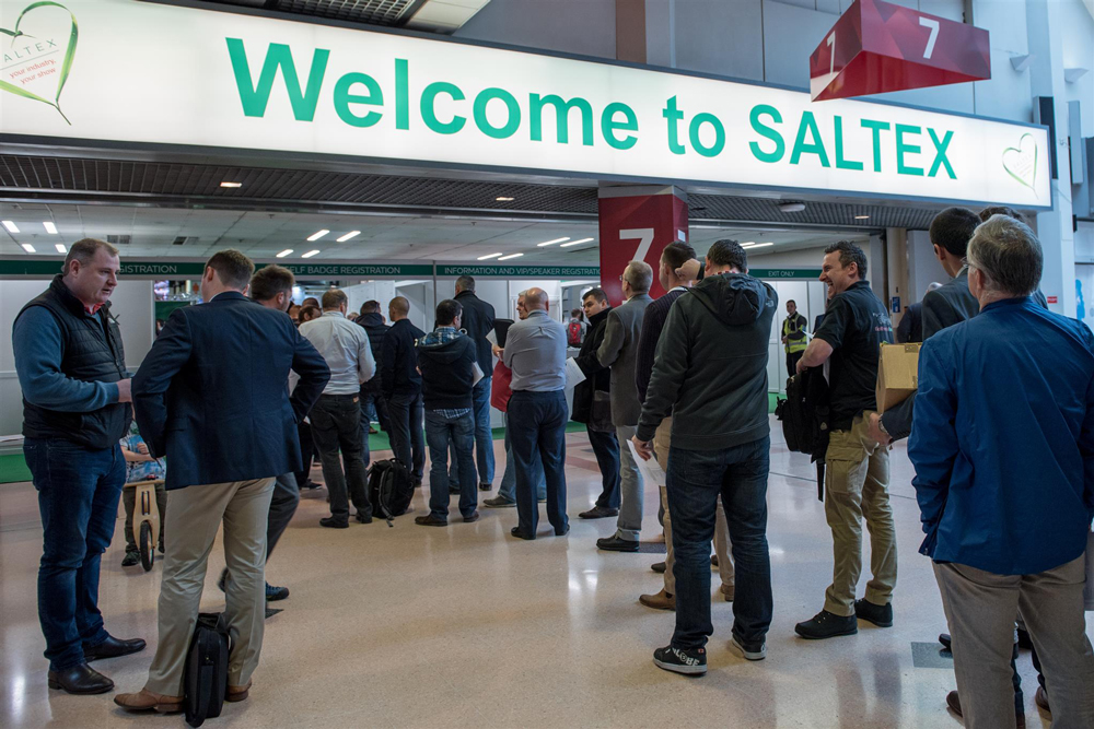Saltex Just Gets Better And Better!