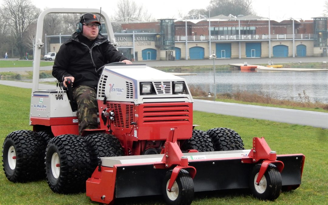 Eton College's Dorney Lake Maintenance