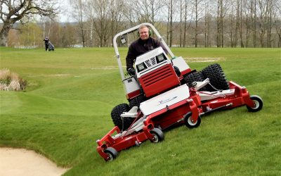 Royal Norwich Joins The Ventrac Club