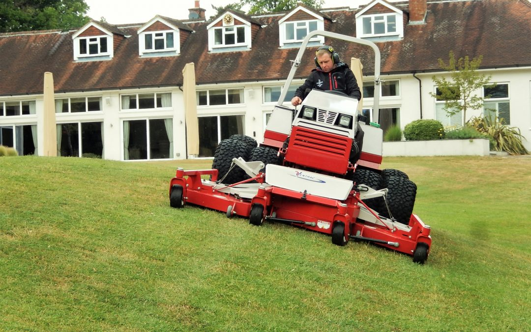 'Gamechanger' Ventrac At The Wildernesse